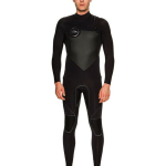 QUIKSILVER 3 2MM AG47 PERFORMANCE CHEST ZIP FULLSUIT