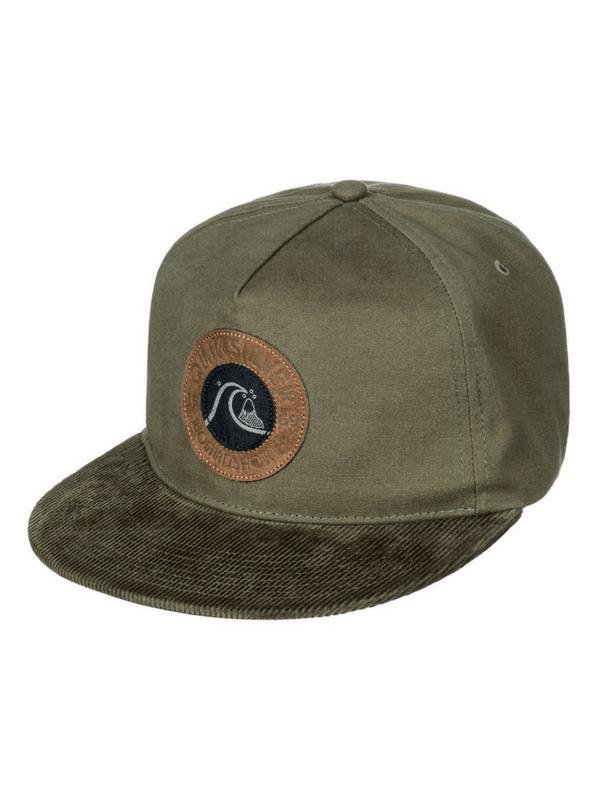 QUIKSILVER BRAGGLE ROCK HAT