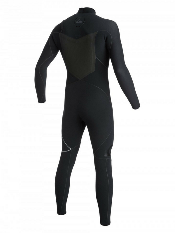QUIKSILVER AG47 2X BONDED 4.54MM CHEST ZIP STEAMER WETSUIT (1)