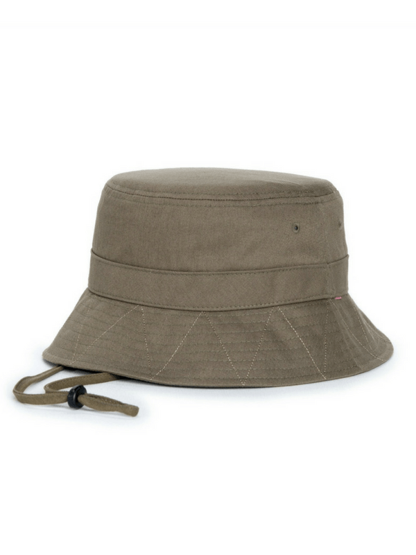 HERSCHEL SUPPLY CO CREEK HAT - DEEP LITCHEN GREEN