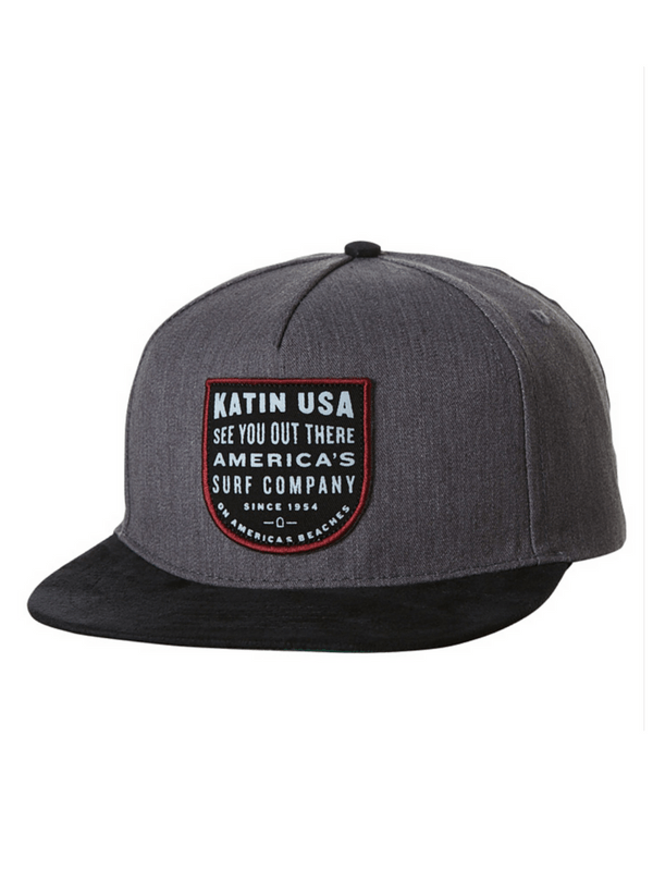 KATIN PRESS SNAPBACK HAT