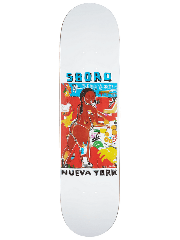 5BORO X MKG CHINATOWN GIRL DECK-8.0