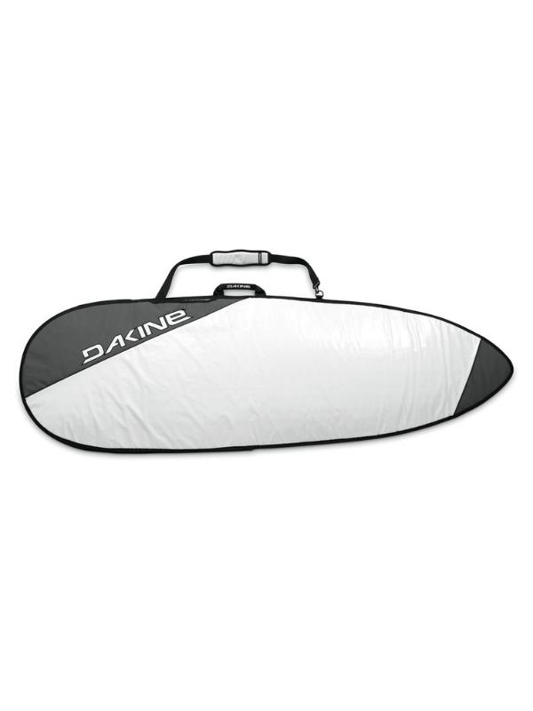 DAKINE 6'3 DAYLIGHT SURF - THRUSTER SURFBOARD BAG - WHITE