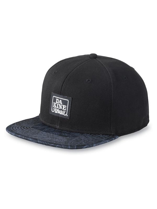 DAKINE ANO HAT - BLACK_STENCIL PALM