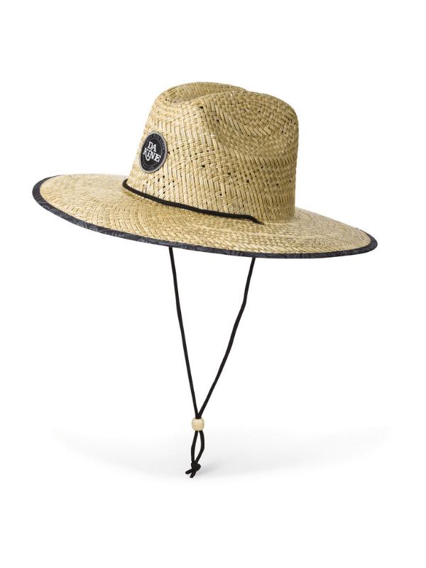 DAKINE PINDO STRAW HAT - STENCIL PALM