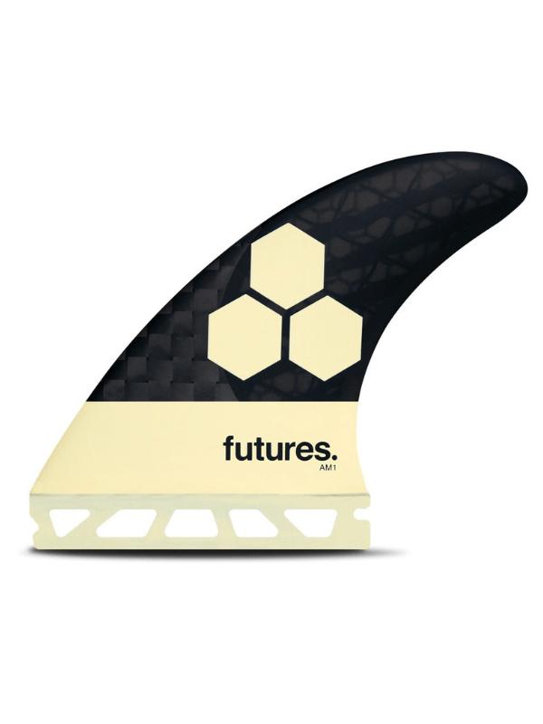 FUTURES AM1 BLACKSTIX 3.0 THRUSTER - CREAM