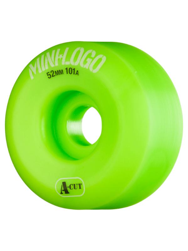 MINI LOGO A-CUT 52mm 101a GREEN ppp