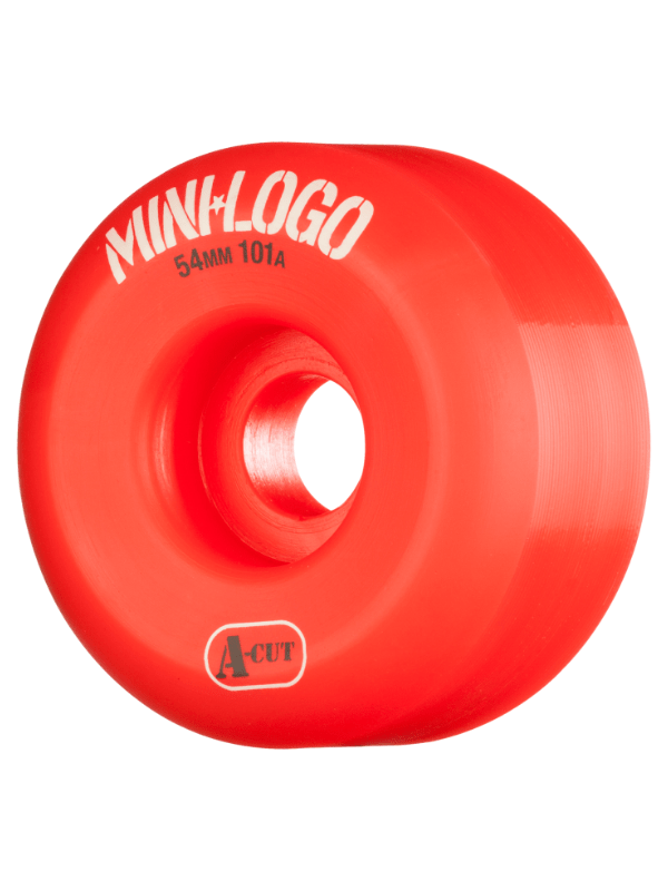 MINI LOGO A-CUT 54mm 101a RED ppp
