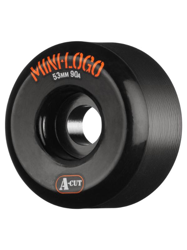 ML A-CUT HYBRID 53mm 90a BLACK ppp