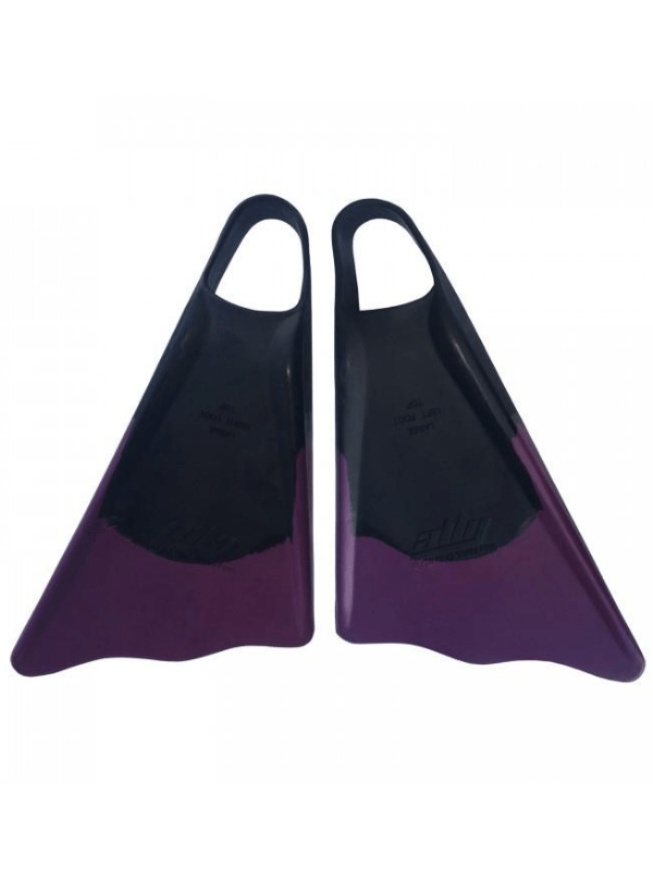 ALLY FLOATING SWIM FINS SMALL BL P