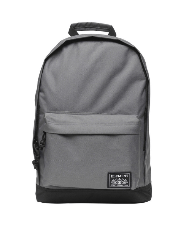 dbae0df28fd ELEMENT CAMP COLLECTION BEYOND BACKPACK GREY - Shop.Surf