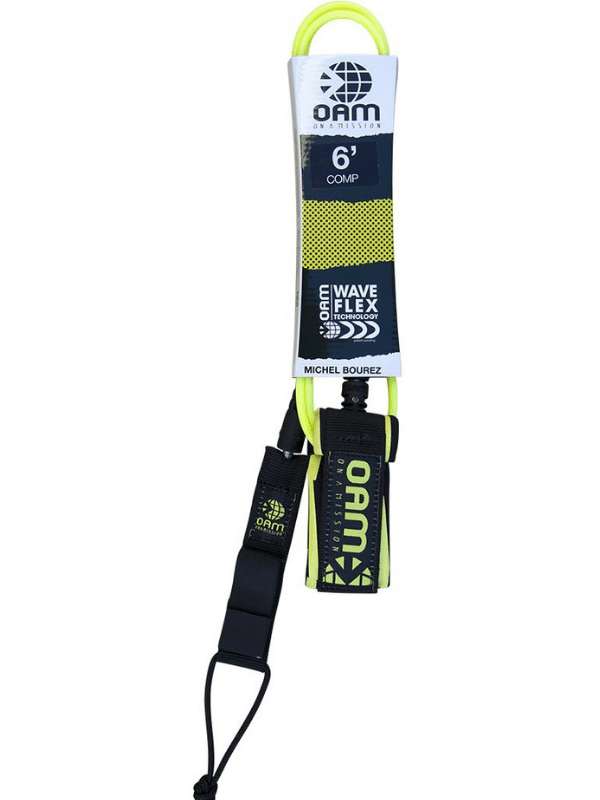 OAM LEASH 6' HIGHLIGHTER CROOKED