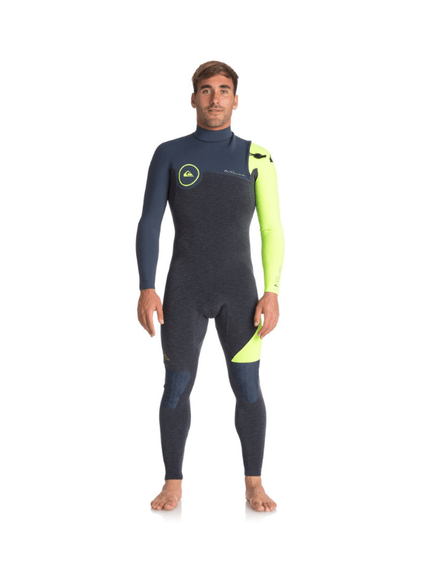 QUIKSILVER MENS HIGHLINE SERIES 3_2MM ZIPPERLESS STEAMER WETSUIT