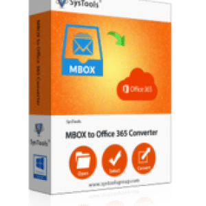 >20% Off Coupon code SysTools MBOX to Office 365 Migrator