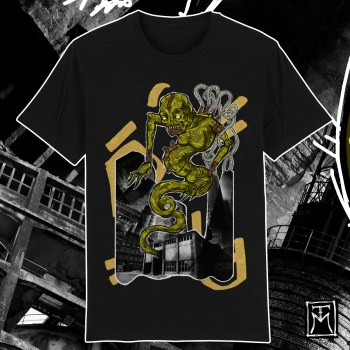 Dystopia T-Shirt by TM