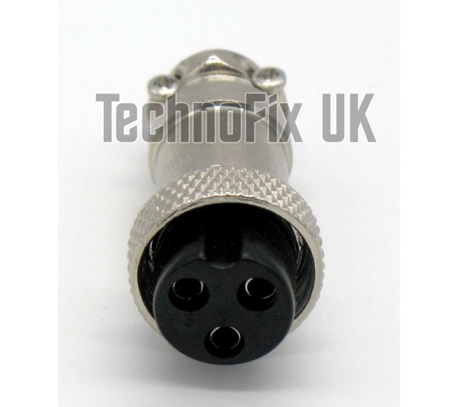 3 Pin Mic Wiring Diagram