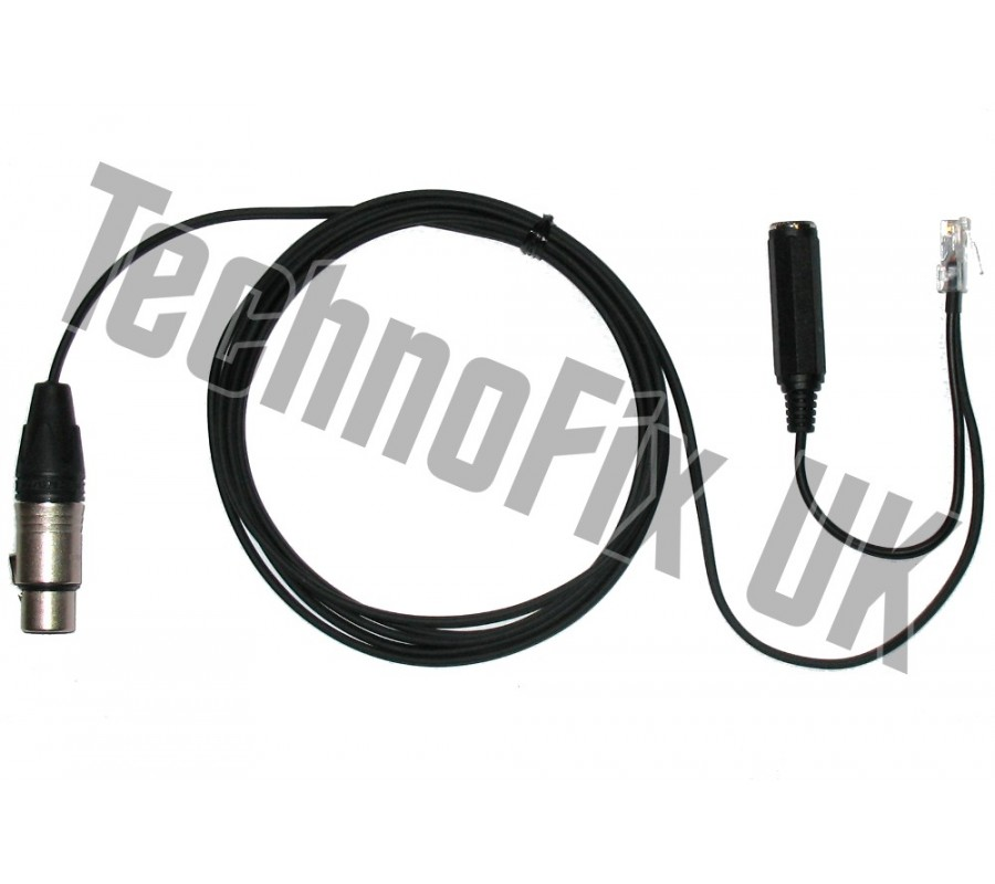 For Rj 45 Wiring Diagram Cable For Heil Microphones 3 Pin Xlr To 8p8c Rj45 Icom Ic