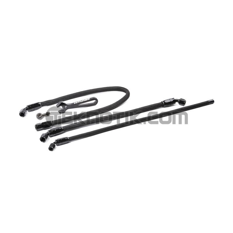 K-Tuned OEM Fuel Line Kit (OEM Fuel Filter) Teknotik