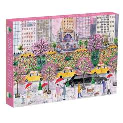 spring ave puzzle