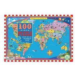 world puzzle main