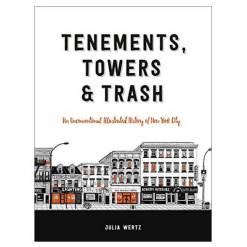 tenements towers trash