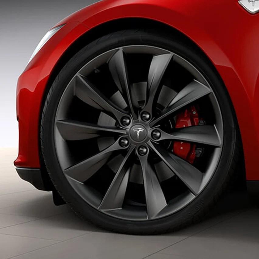 Model S Brake Calipers Set