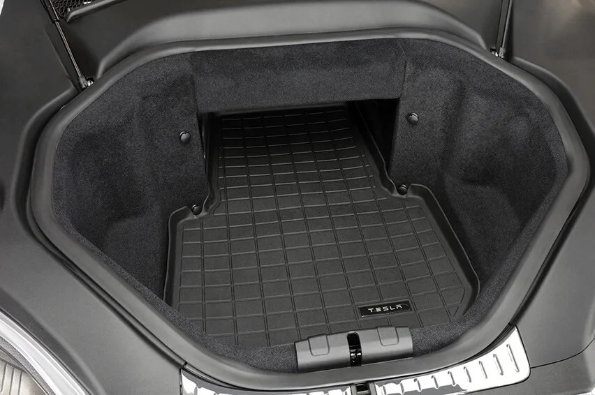 Model S AllWeather Front Trunk Mat