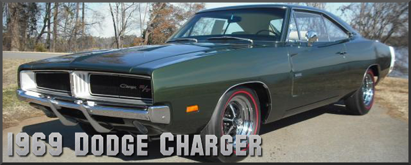 1969 dodge charger factory