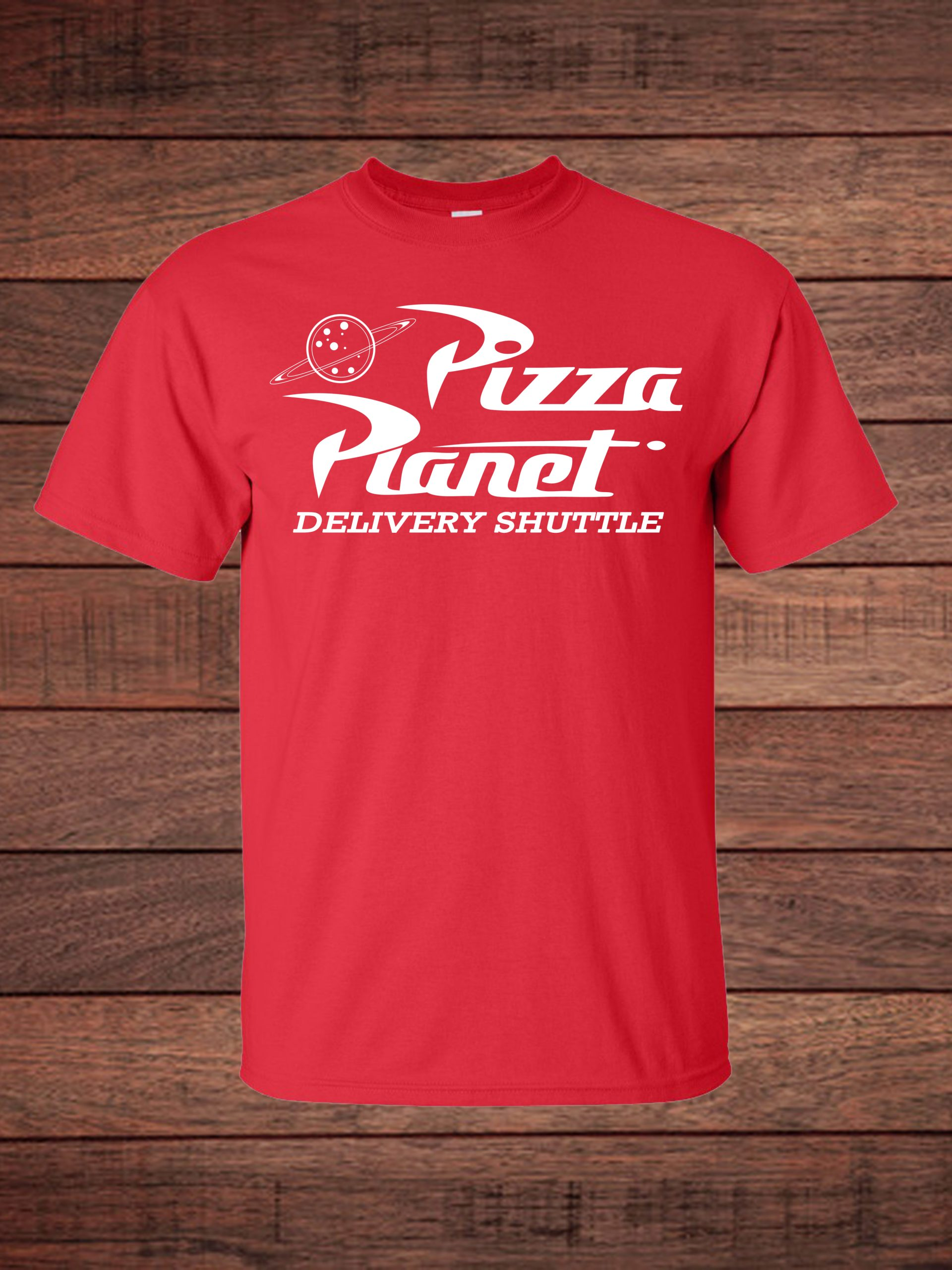 Pizza Planet - Delivery Shuttle