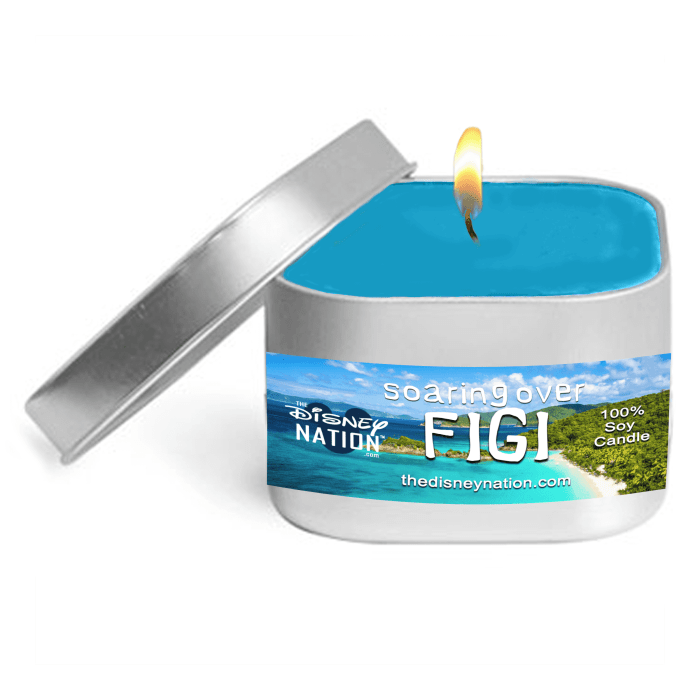 Soarin' Over Figi™ Fragrance Candle Small