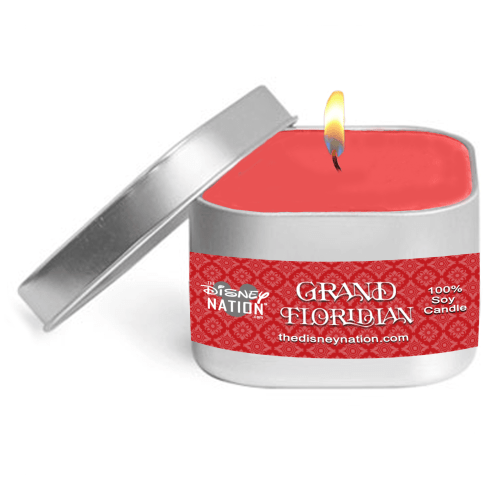 Grand Floridian Fragrance Candle Small