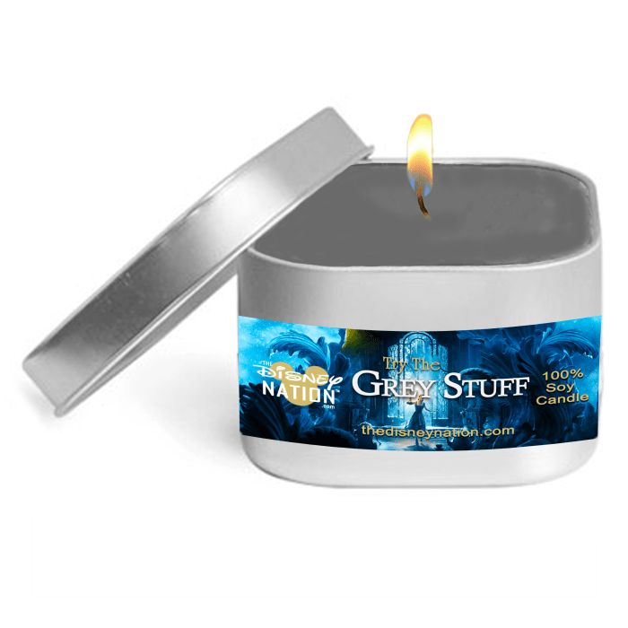 Try the Grey Stuff™ Fragrance Candle Small
