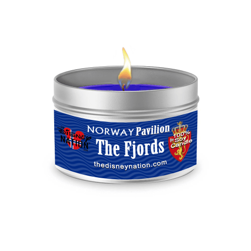 Norway Pavilion - The Fjords Fragrance Candle Large