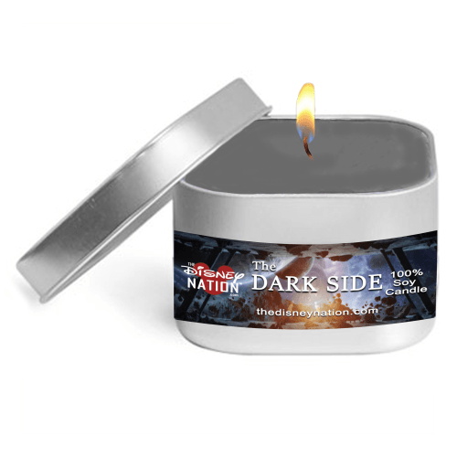 The Dark Side™ Fragrance Candle Small