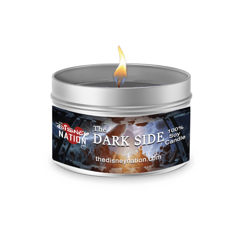 The Dark Side™ Fragrance Candle Large