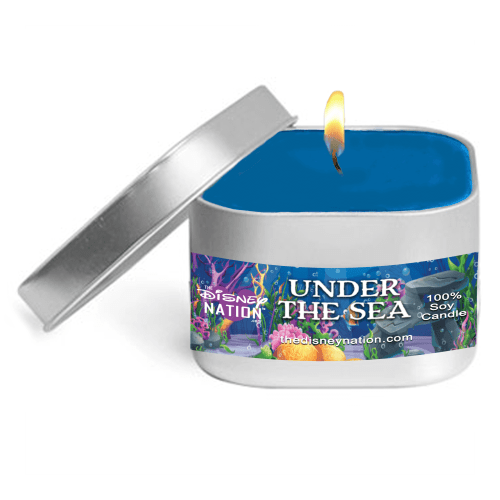 Under the Sea™ Fragrance Candle Small