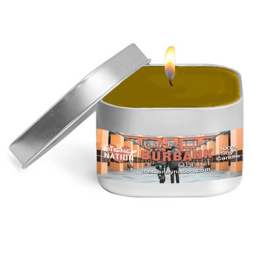 Walt's Burbank Office™ Fragrance Candle Small