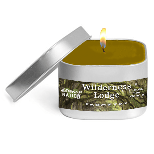 Wilderness Lodge™ Fragrance Candle Small