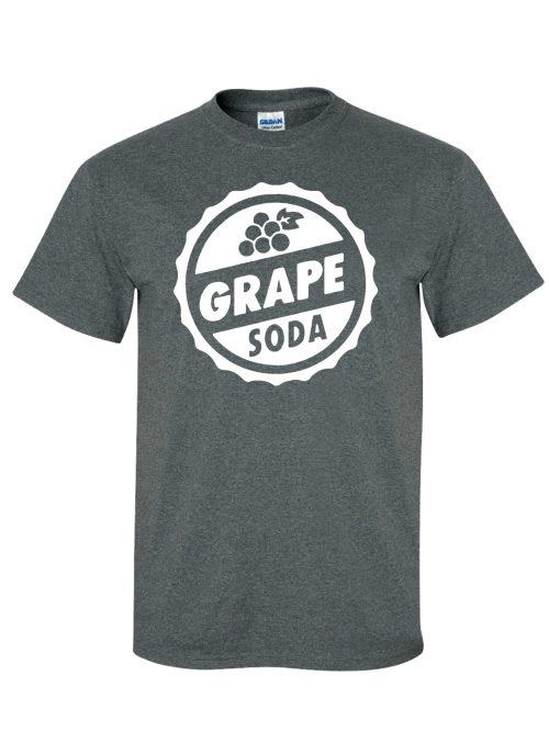 Grape Soda Bottle Cap UP