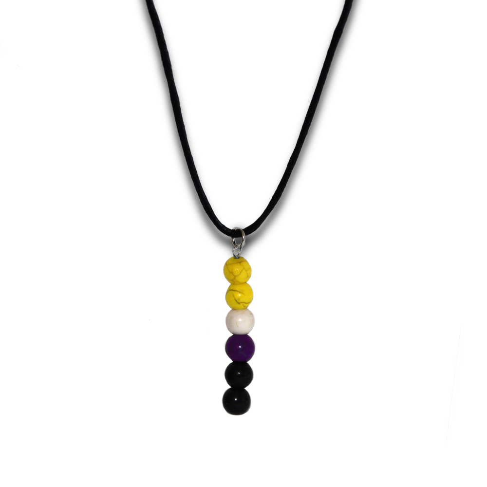 Non-Binary Necklace