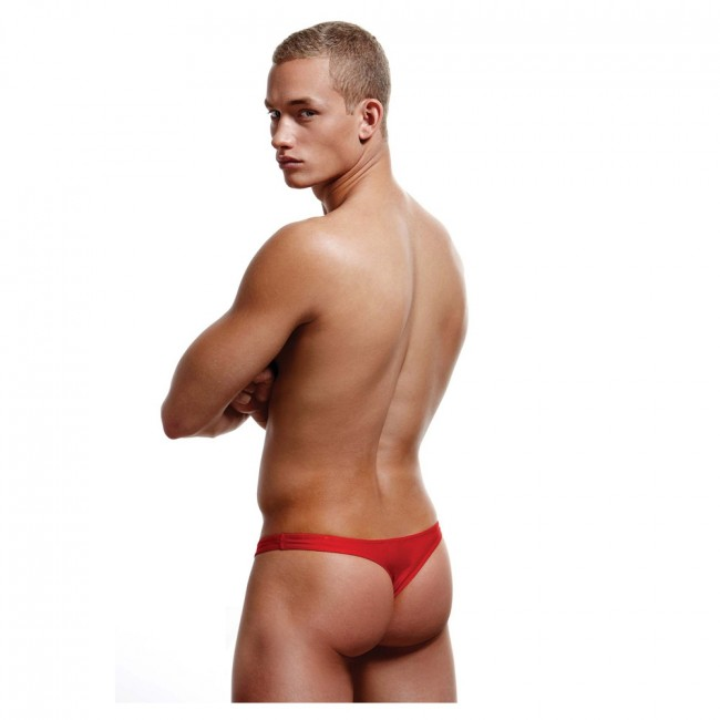 Envy Low Rise Thong Red