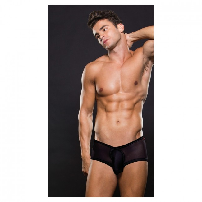 Envy MESH TRUNK Black