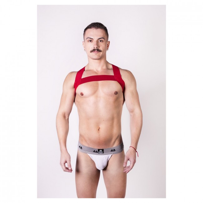 Prowler RED Sports Harness Red