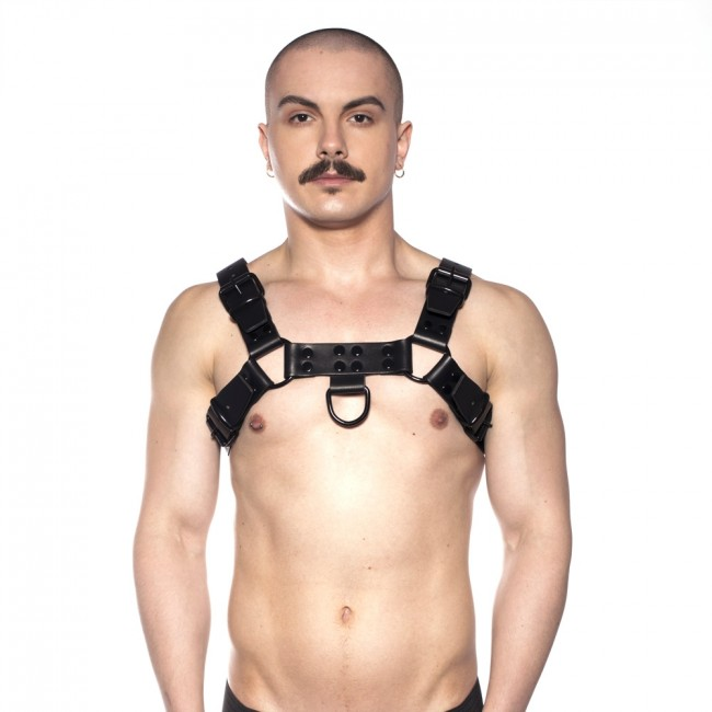 Prowler RED Noir Harness Black
