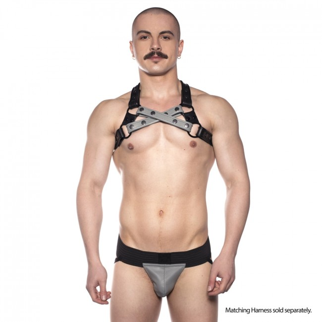 Prowler RED Pouch Jock Grey