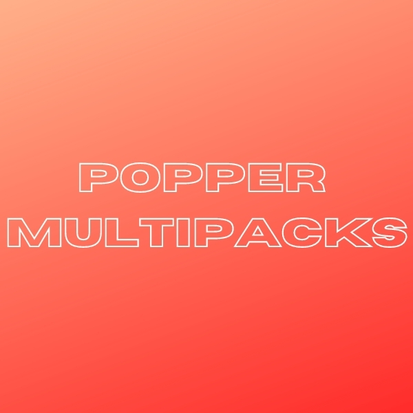 Popper Multipacks