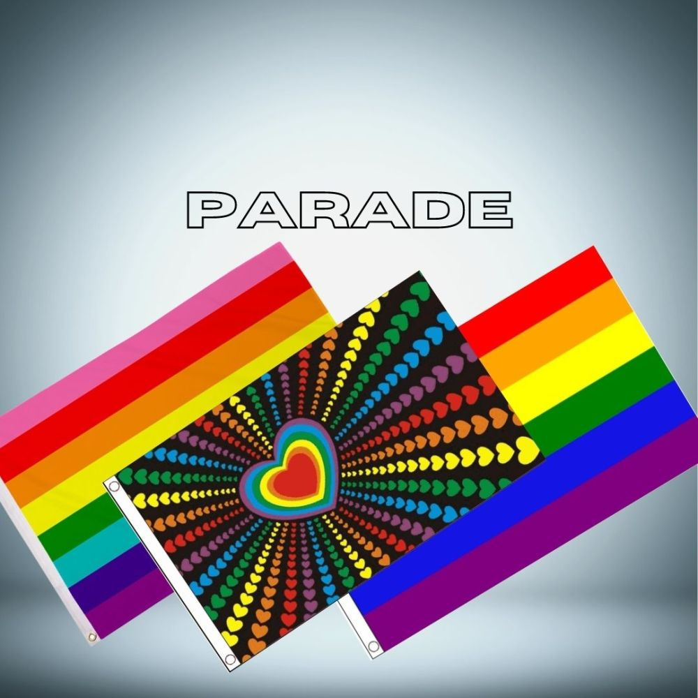 LGBT Flags On Sale