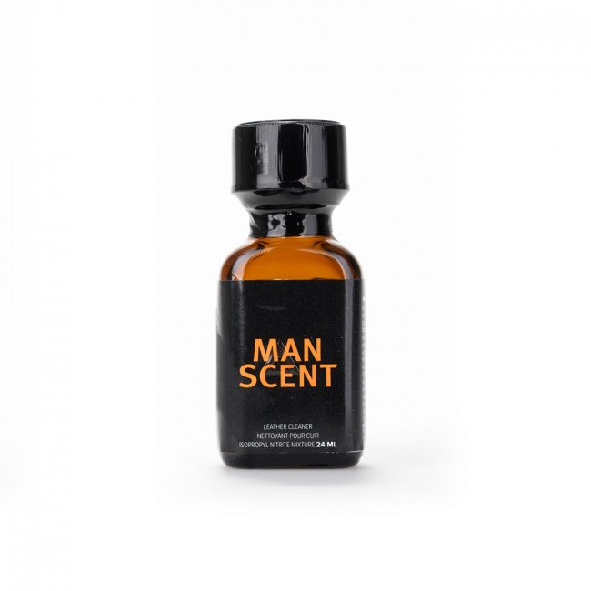 Man Scent Leather Cleaner 24ml