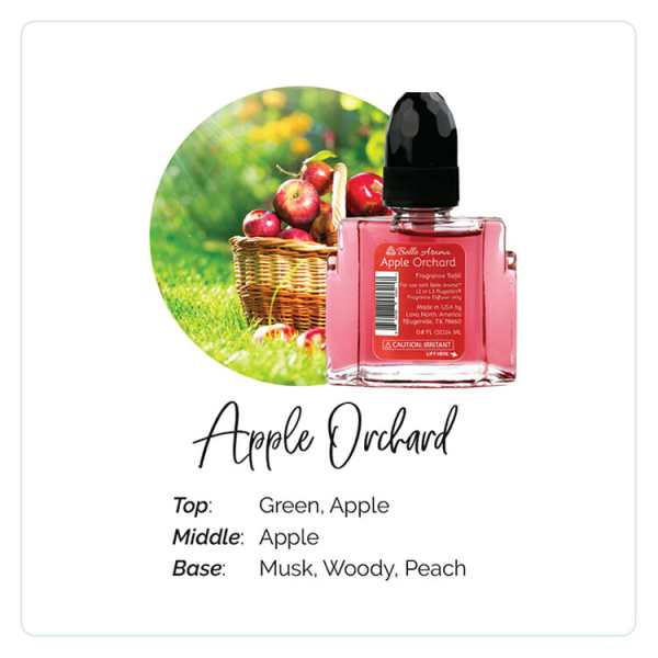 Apple Orchard Plugables ELectric Warmer Refill Aroma