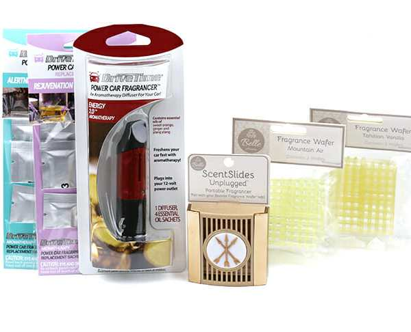 Car and Travel Energy Gift Set from the Gift of Scent